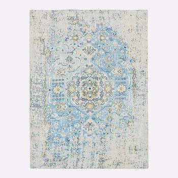 Persian Blue Teal Rug - Products