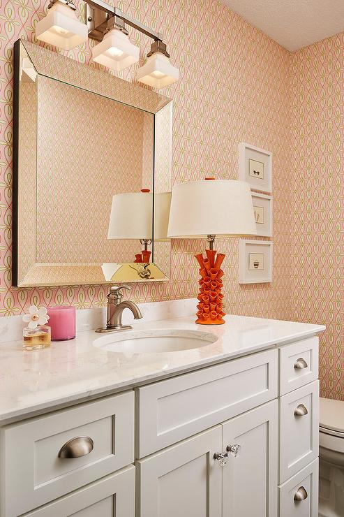 Coral Pink Design Ideas