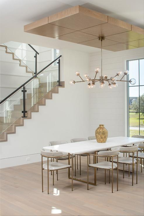 Modern Dining Room Chandelier Design Ideas