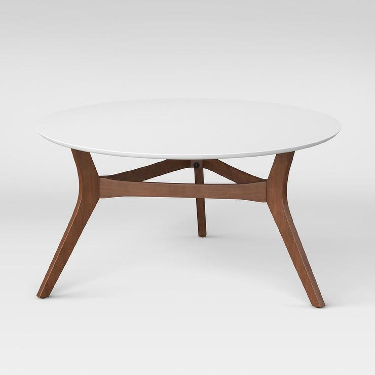 Modern Round Wooden Coffee Table 110: Products, Bookmarks, Design, Inspiration And