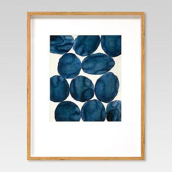 27c63bc1b51 Project 62 Blue Watercolor Abstract Wall Art