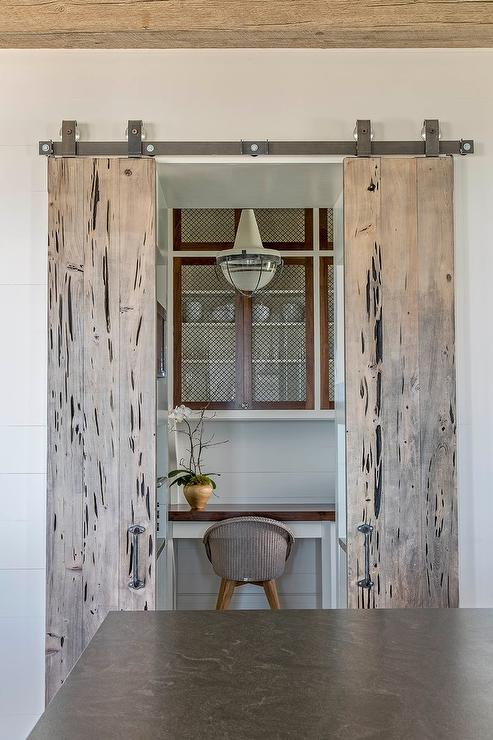 Sliding Pantry Doors Design Ideas