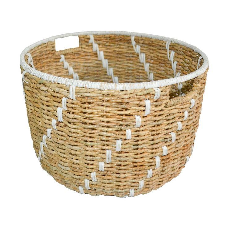 rattan basket small from storage box.htm pillowfort khaki rattan decorative storage basket  rattan decorative storage basket