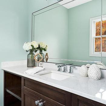 Full Length Beveled Mirror Design Ideas