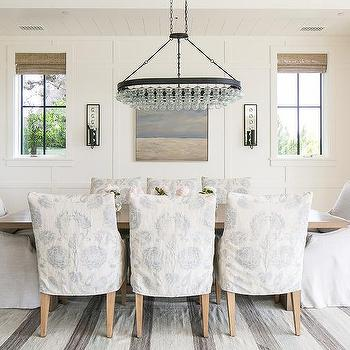 Dining Room Mirrored Wall Sconces Design Ideas