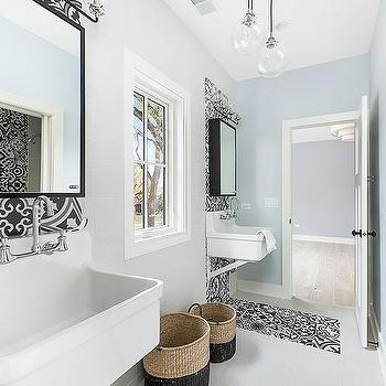Vintage Apron Bathroom Sinks Design Ideas