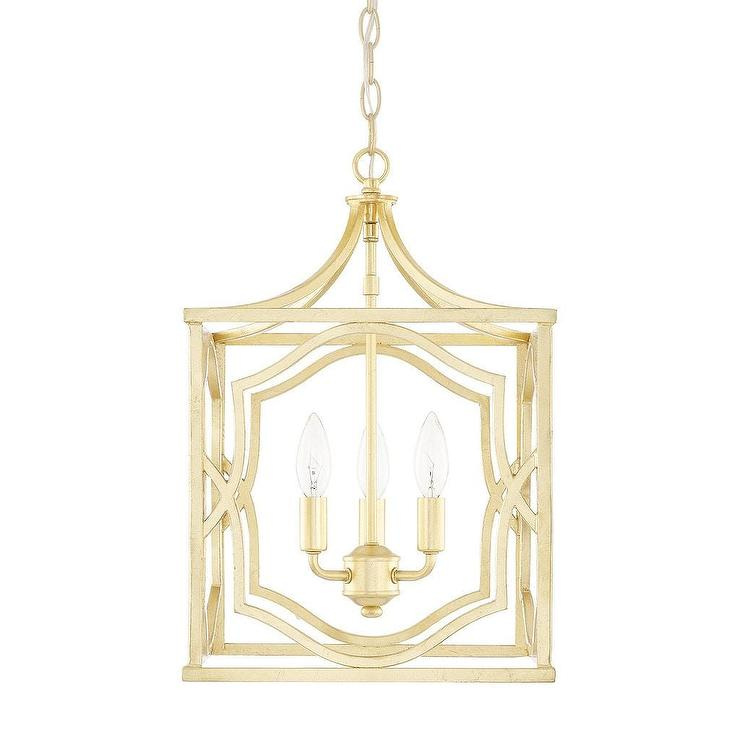 Blakely collection 3 light capital gold foyer pendant aloadofball Image collections