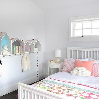 House Shape Shelf Design Ideas