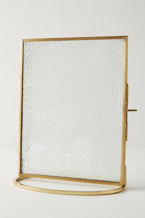 Well-known Jody Gold Textured Glass Picture Frame IS25