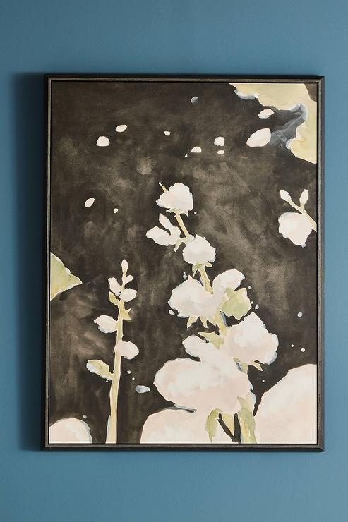 & In The Wind Diptych Floral Wall Art