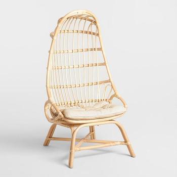 Susila Rattan Natural Chair