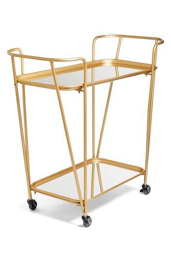 white austin 3 tier metal cart world market. Black Bedroom Furniture Sets. Home Design Ideas