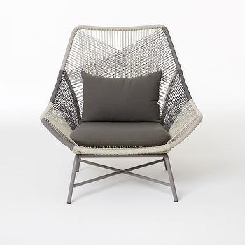 Tremendous Gray Wicker Outdoor Chair Look 4 Less And Steals And Deals Creativecarmelina Interior Chair Design Creativecarmelinacom