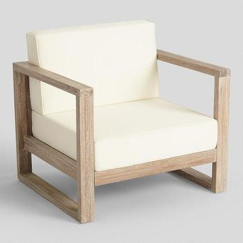 Super West Elm Portside Lounge Chair Look For Less Squirreltailoven Fun Painted Chair Ideas Images Squirreltailovenorg
