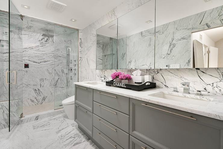 bathroom vanity tray decor.htm black chanel tray on bath vanity transitional bathroom  black chanel tray on bath vanity