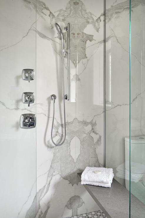 Quartz Shower Surround