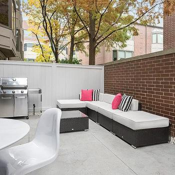 Townhouse Patio Design Ideas