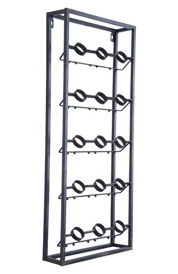 Wall Shelf Multi Glass Rack Unit
