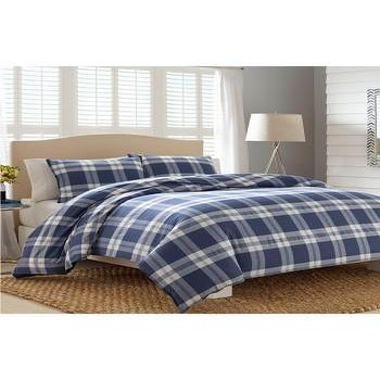 reversible kids quotations comforter set piece mainstays bedding cheap full boys white for shopping patch guides blue deals get plaid find
