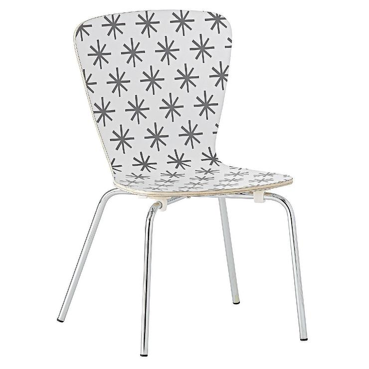 Fine Little Felix Gray Stars Kids Chair Gmtry Best Dining Table And Chair Ideas Images Gmtryco