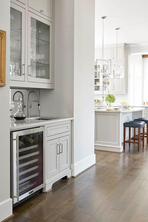 Butlers Pantry Cabinets Design Ideas