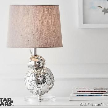 Tortoise Silver Bottle Neck Glass Table Lamp Arteriors