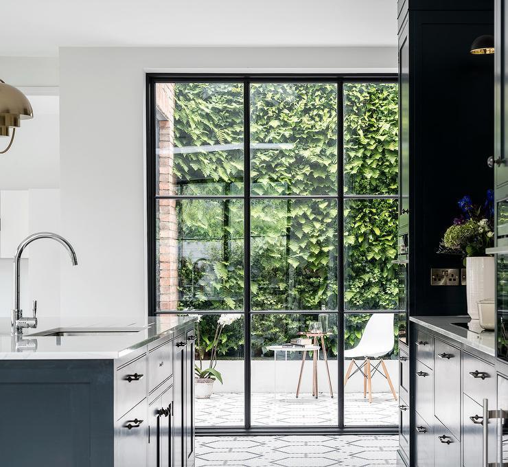Kitchen Picture Window Design Ideas