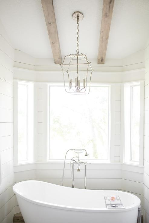 Bathtub Nook Contemporary Bathroom Madison Taylor Design