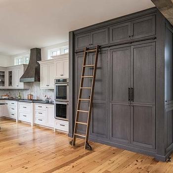 Gray Countertops Contemporary Kitchen Sutro Architects