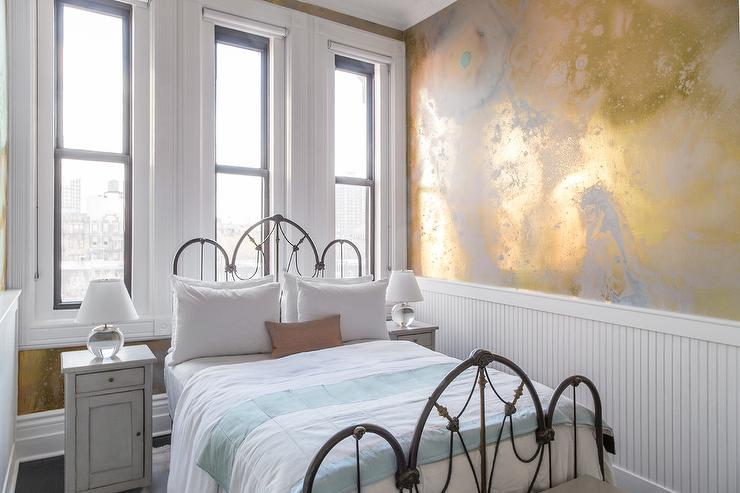 Bedroom Beadboard Design Ideas