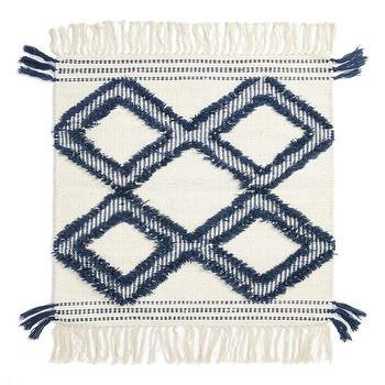 4 X6 Braided Ivory Tassel Rug World Market