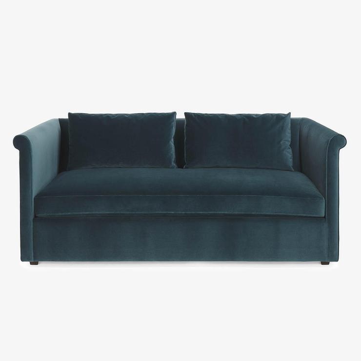 in mina blue adamhosmer attractive com house and marine with sleeper sofa velvet
