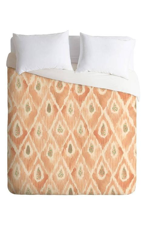 Yellow And Gray Russian Cross Tapestry Bedding
