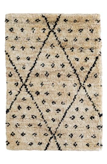 Dash Albert Doti Diamond Jute Cotton Rug