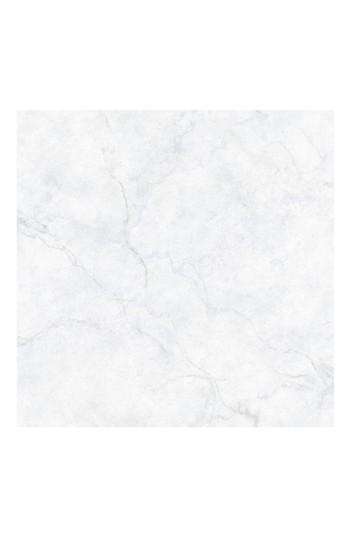 Carrara White Marble Peel Stick Vinyl Wallpaper