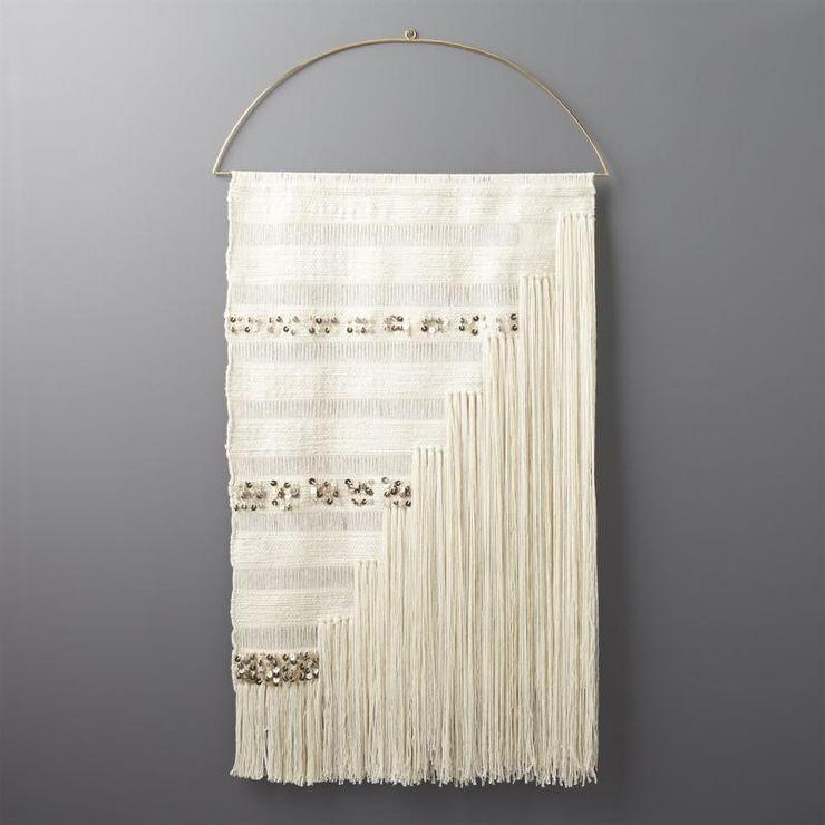 small woven wall hanging woven tray decorative woven wall.htm zepp cream woven fringe wall hanging  zepp cream woven fringe wall hanging
