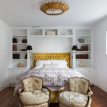 bedroom built in display shelves design ideas Bedroom Display Shelves