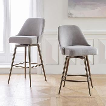 Admirable Safaree Industrial Wood Swivel Stool Caraccident5 Cool Chair Designs And Ideas Caraccident5Info