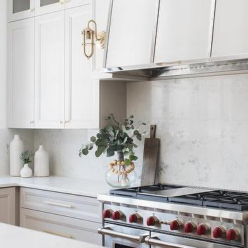 Light Gray Shaker Cabinets Design Ideas