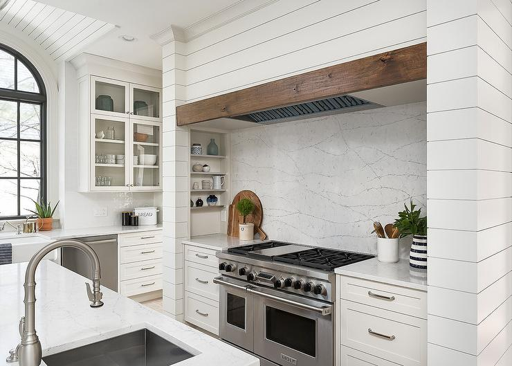 Shiplap Kitchen Backsplash Design Ideas