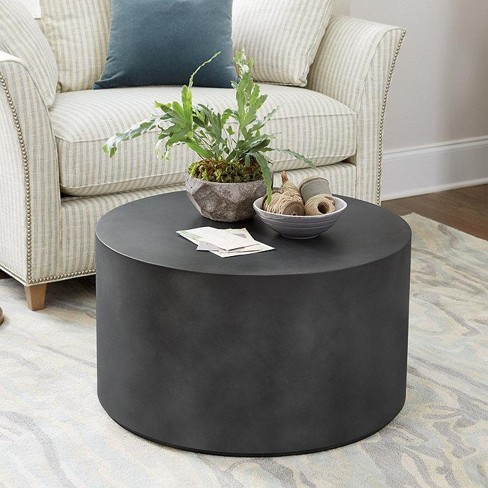 round black coffee table. Unique Black Intended Round Black Coffee Table