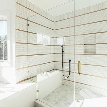 Brass Schluter Strips Design Ideas