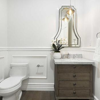 Restoration Hardware Cartwright Powder Room Vanity Sink ...