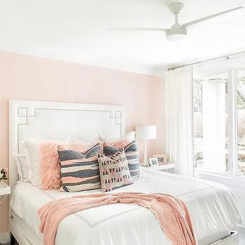 Kids Bedroom White Ceiling Fan Design Ideas