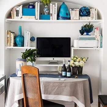 Arched Alcove Design Ideas
