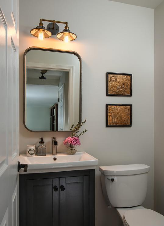 Restoration Hardware Cartwright Powder Room Vanity Sink