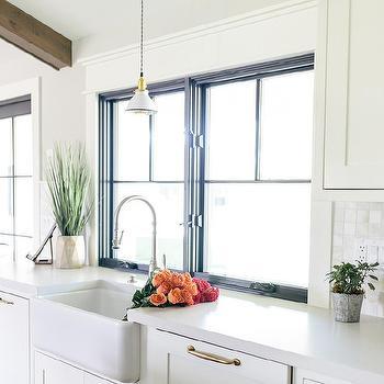 Black Window Frames Design Ideas