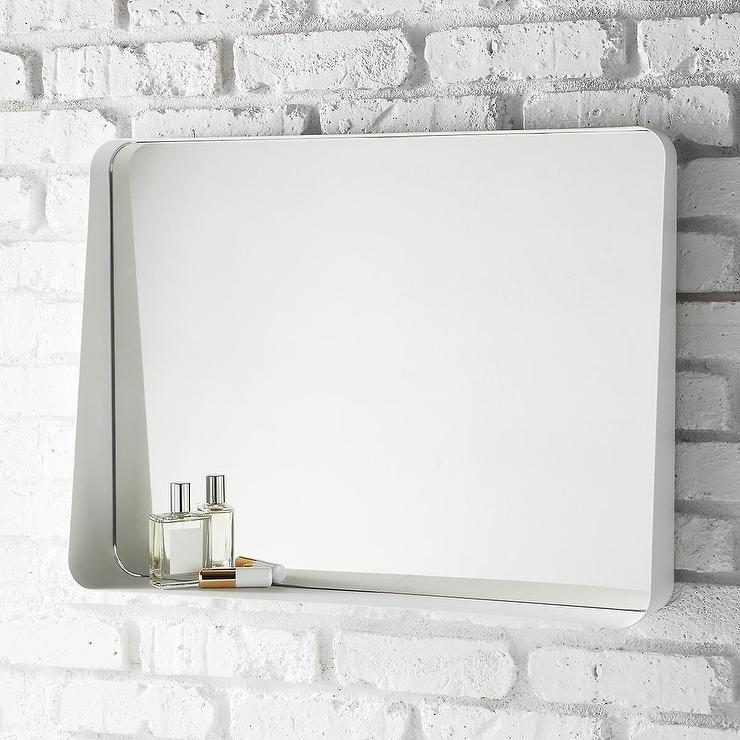 Mirrors - Traditional White Wall Mirror