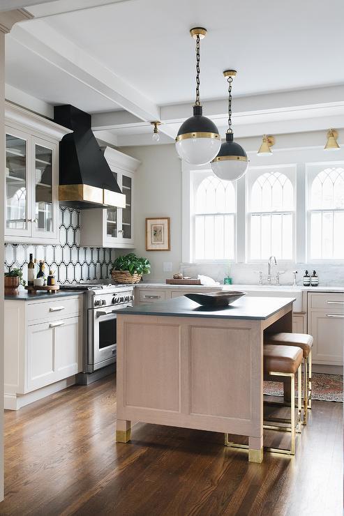 light taupe kitchen cabinets transitional kitchen. Black Bedroom Furniture Sets. Home Design Ideas