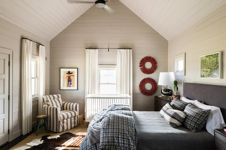 Cottage Nursery And Guest Room Combo - Cottage - Nursery